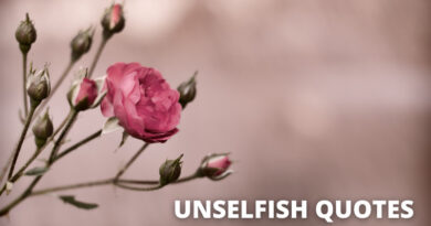 Unselfish Quotes featured