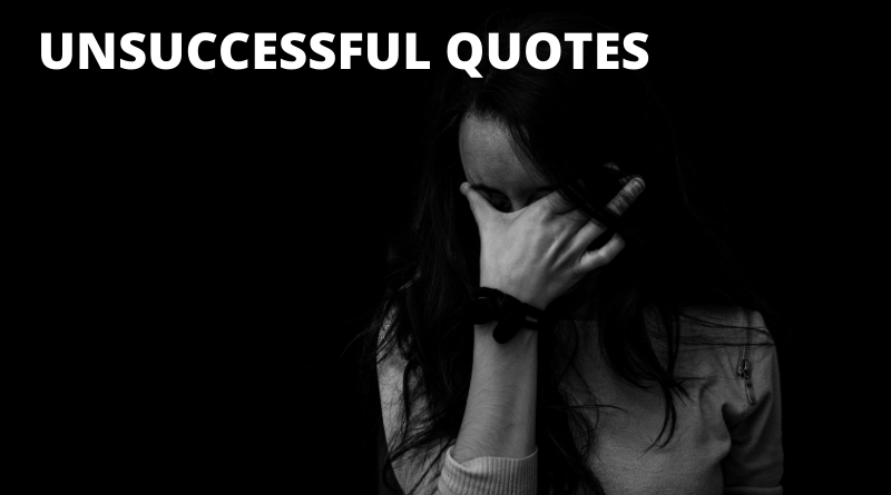 Unsuccessful Quotes featured