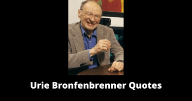 Urie Bronfenbrenner Quotes featured