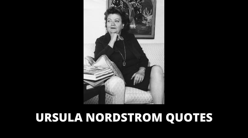 Ursula Nordstrom Quotes featured