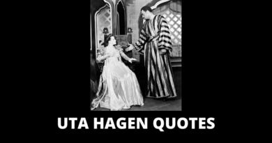 Uta Hagen Quotes featured