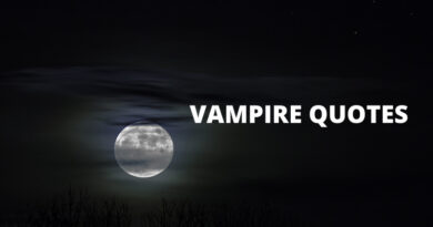 Vampire Quotes Featured