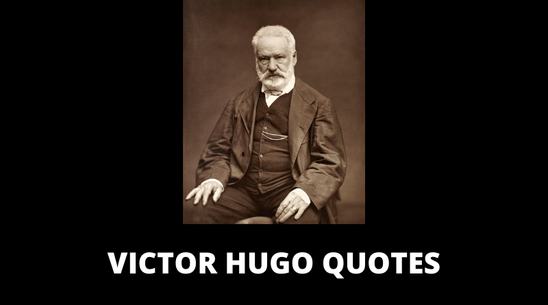 Victor Hugo Quotes featured