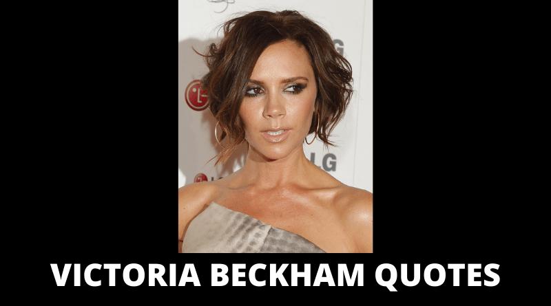 Victoria Beckham quotes featured
