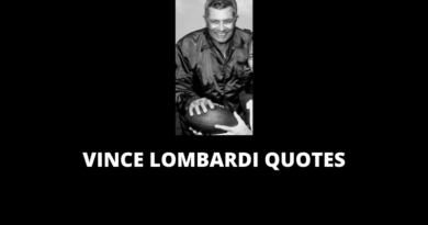Vince Lombardi Quotes featured