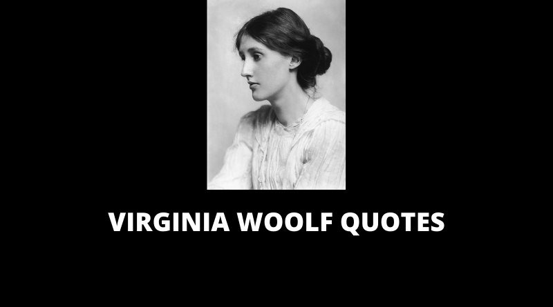 Virginia Woolf Quotes featured