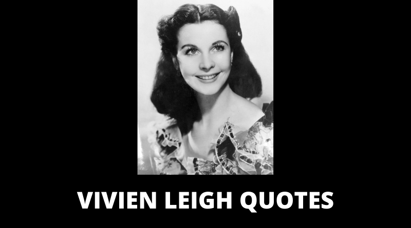 Vivien Leigh Quotes featured