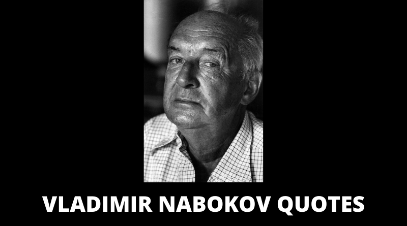 Vladimir Nabokov Quotes featured