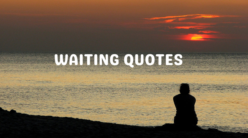 Waiting quotes Featured