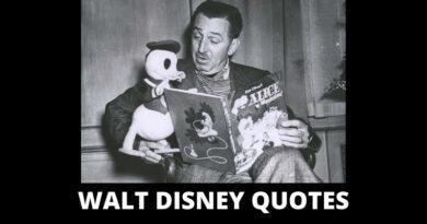 Walt Disney Quotes featured