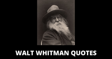 Walt Whitman quotes featured