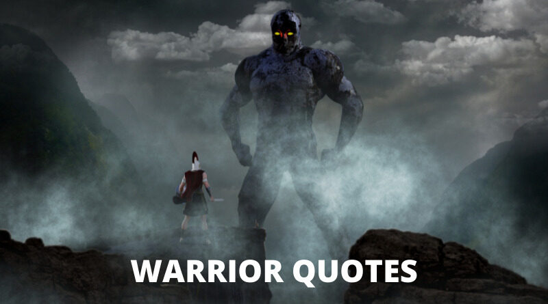 Warrior Quotes Featured