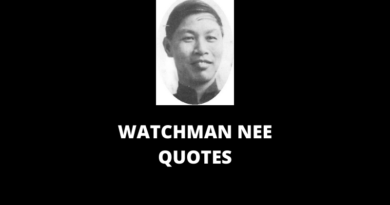 Watchman Nee Quotes featured
