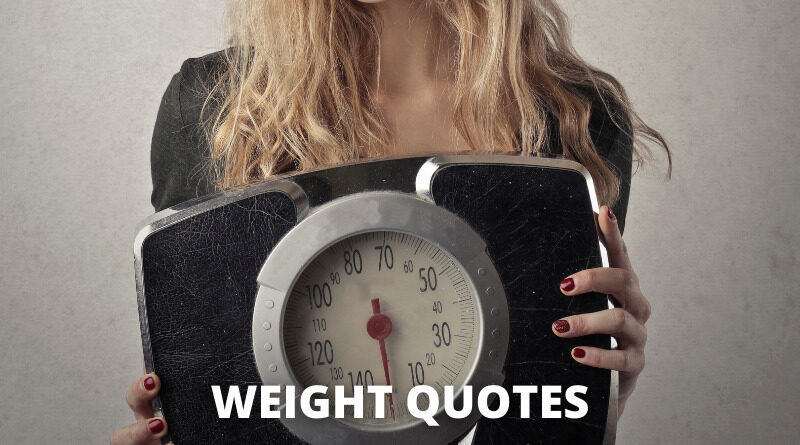 Weight Quotes featured