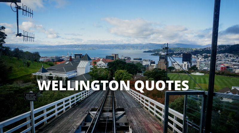 Wellington Quotes featured
