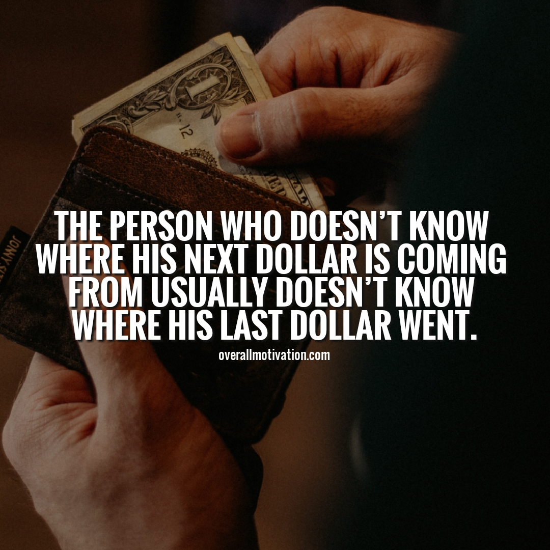 Where is next dollar coming from