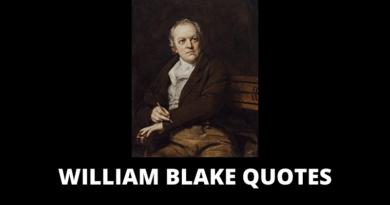 William Blake quotes featured