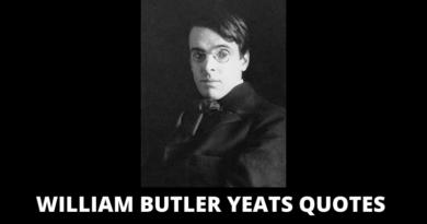 William Butler Yeats Quotes featured