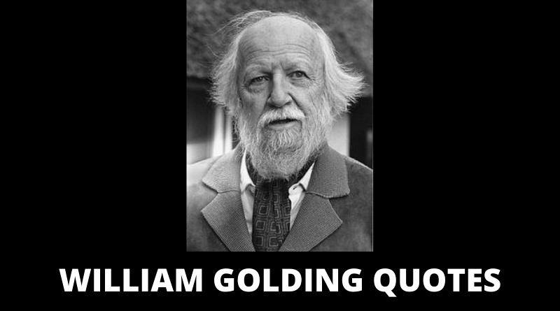 William Golding quotes featured