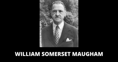 William Somerset Maugham featured