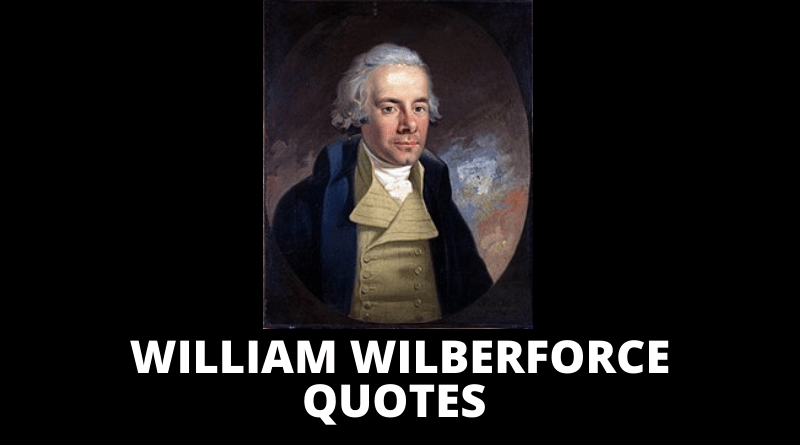 William Wilberforce quotes featured