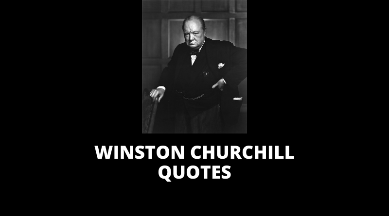 Winston Churchill Quotes featured