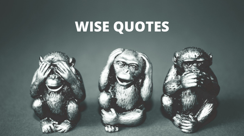 Wise Quotes Featured
