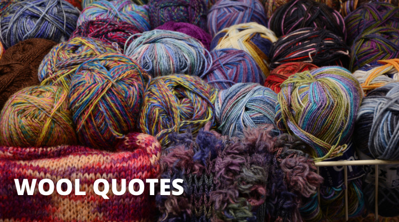 Wool Quotes Featured