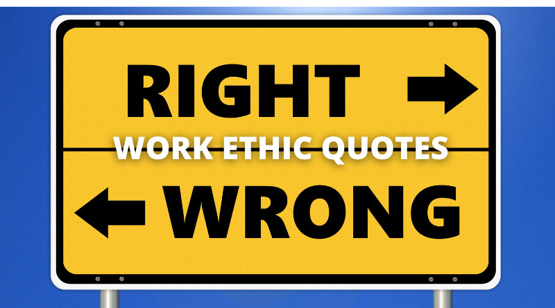 Work Ethic Quotes Featured