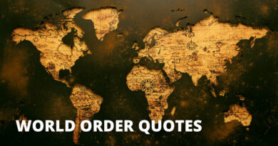 World Order Quotes Featured