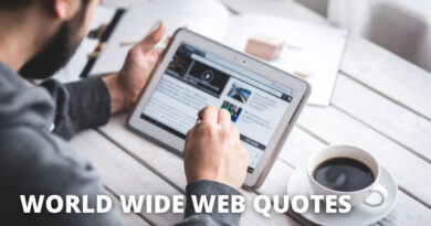 World Wide Web Quotes Featured