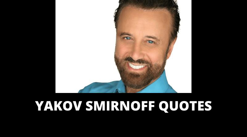 Yakov Smirnoff Quotes featured