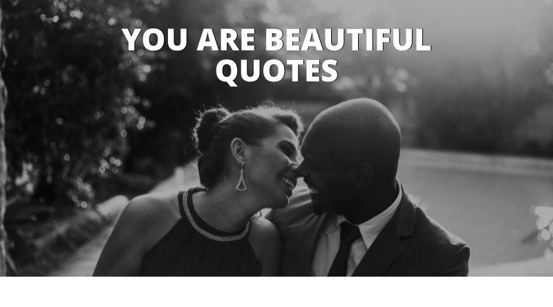 You Are Beautiful Quotes Featured