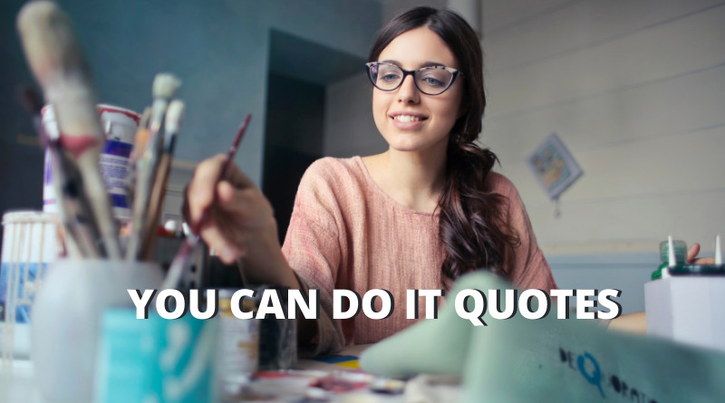 You Can Do It quotes featured