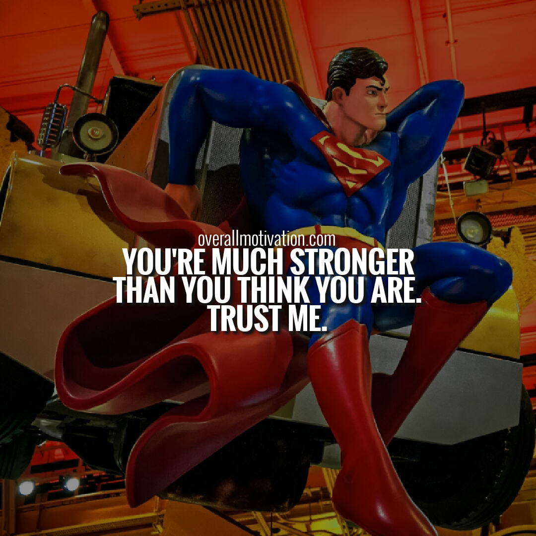 Inspirational Superman Quotes About Hope & Dreams | OverallMotivation