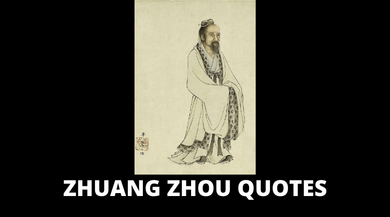 Zhuang Zhou quotes featured
