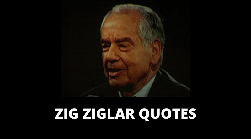 Zig Ziglar Quotes featured