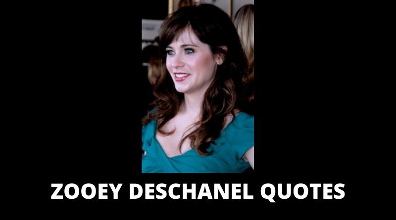 Zooey Deschanel Quotes featured