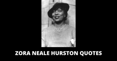 Zora Neale Hurston Quotes featured