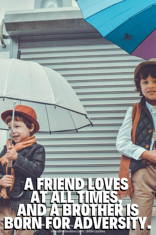 a friend loves