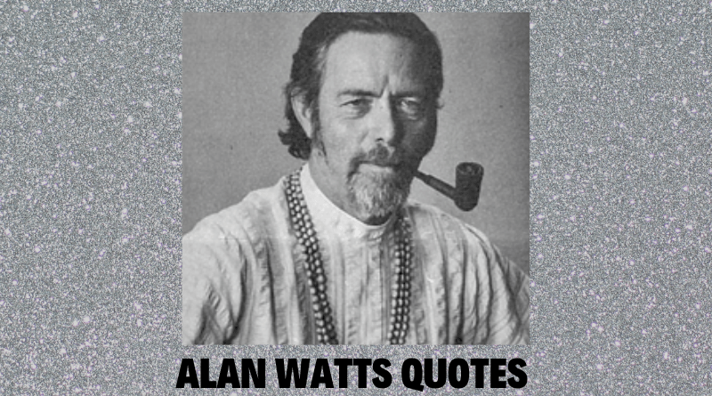 Alan Watts quotes featured