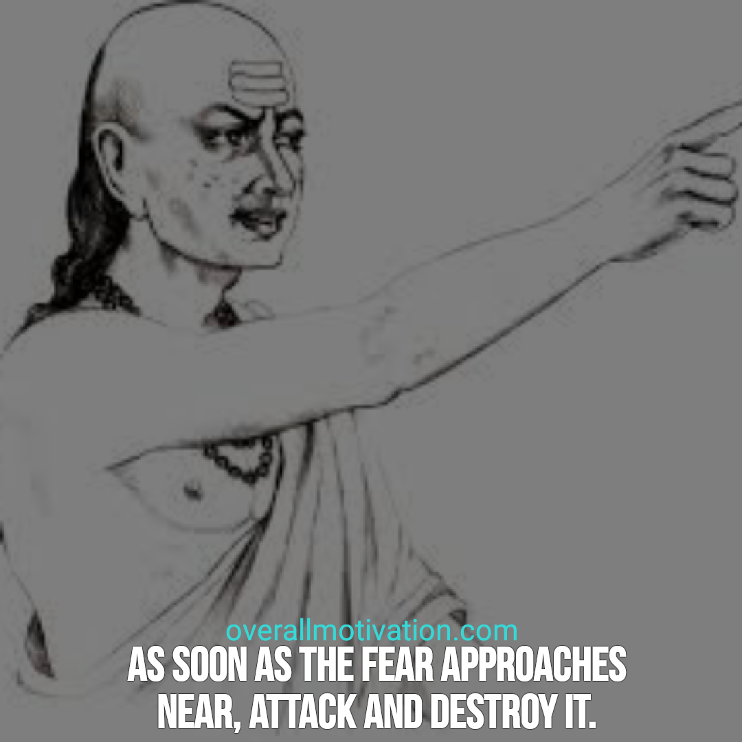 Chanakya Quotes as soon as