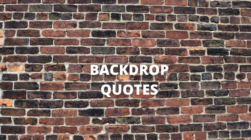 backdrop quotes featured