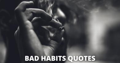 bad habit quotes featured