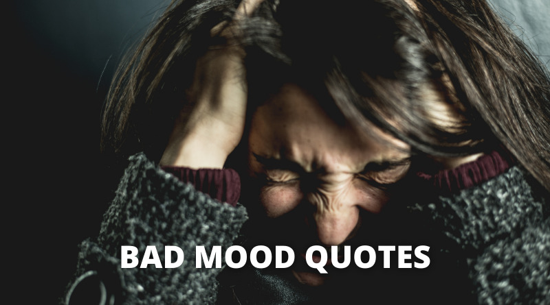 bad mood quotes featured