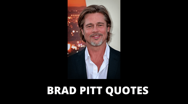 brad pitt quotes featured