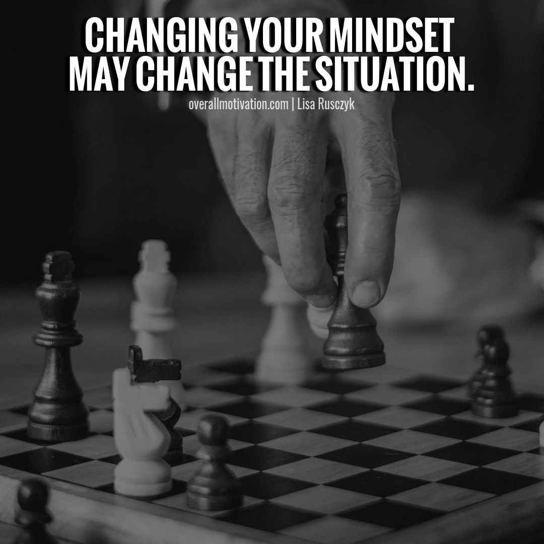 changing your mindset quotes