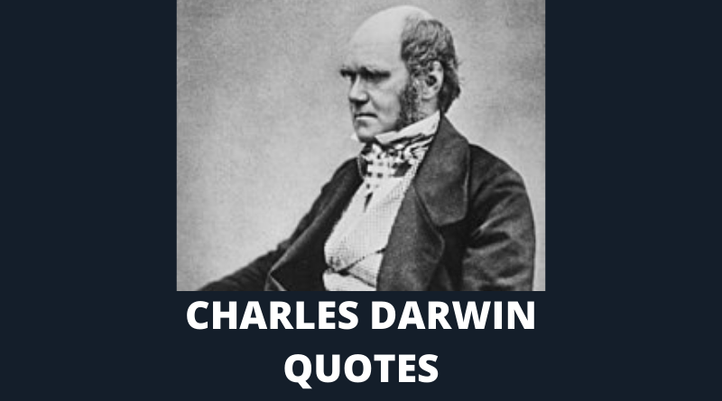 Charles Darwin quotes featured