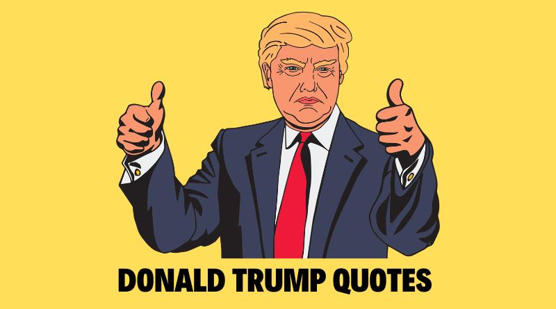 Motivational Donald Trump quotes featured