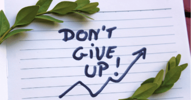 dont give up quotes